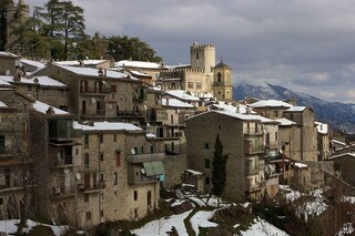 Orvinio: un borgo fatato avvolto dalla natura
