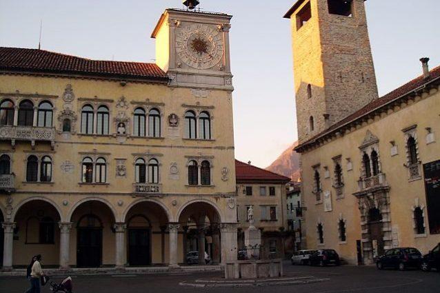 Belluno, Palazzo dei Rettori – Foto Wikipedia
