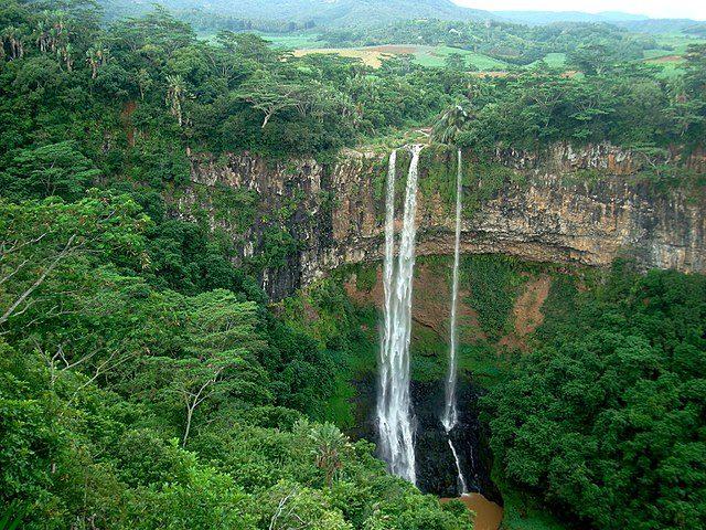 Cascata di Chamarel – Foto Wikipedia