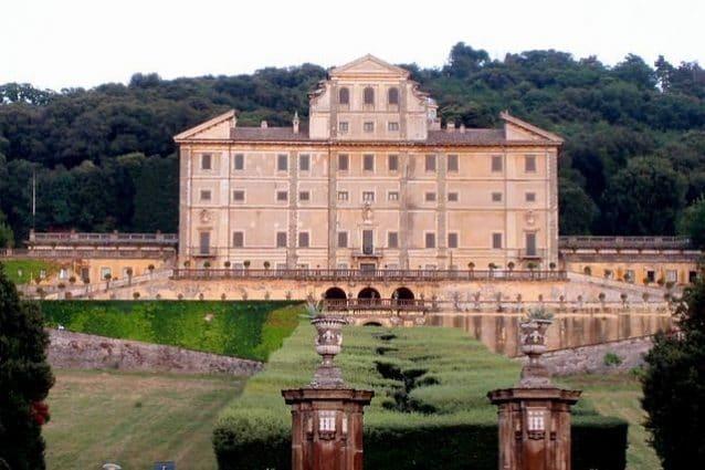Frascati, Villa Aldobrandini – Foto Wikipedia