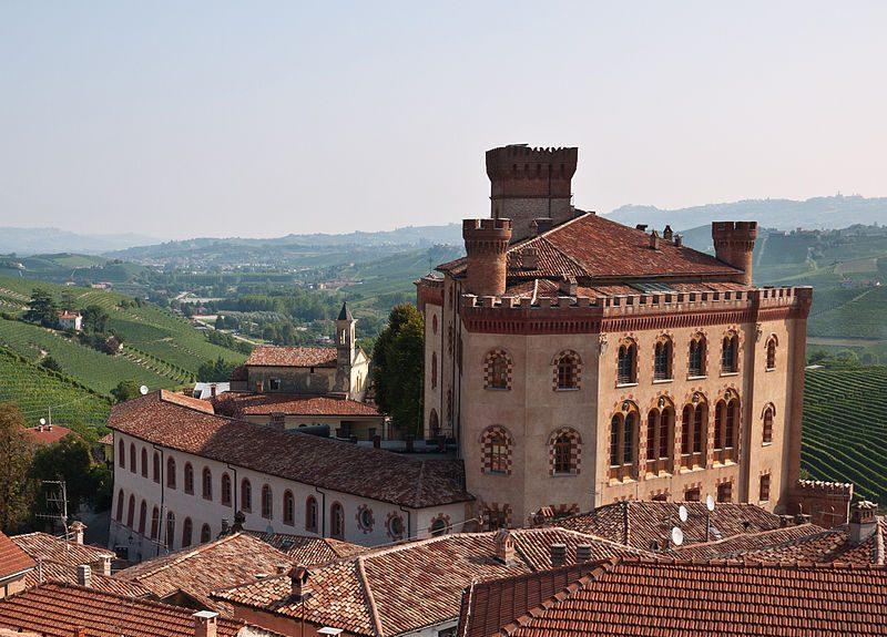 Castello Falletti a Barolo, Piemonte
