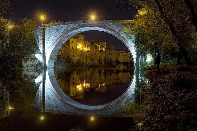 Fossombrone, Ponte della Concordia