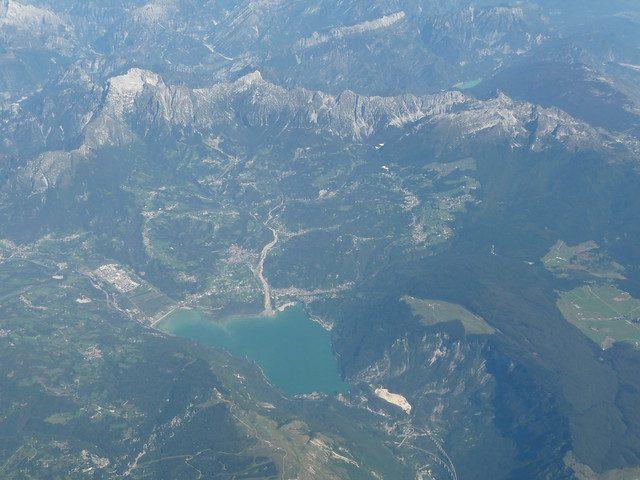 Lago di Santa Croce