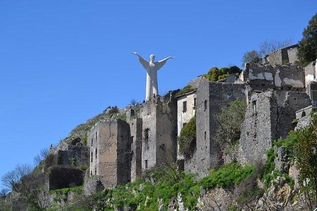 Cristo Redentore, Maratea – Foto Pixabay