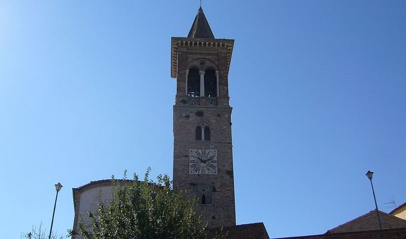 Chiesa di Fratte Rosa