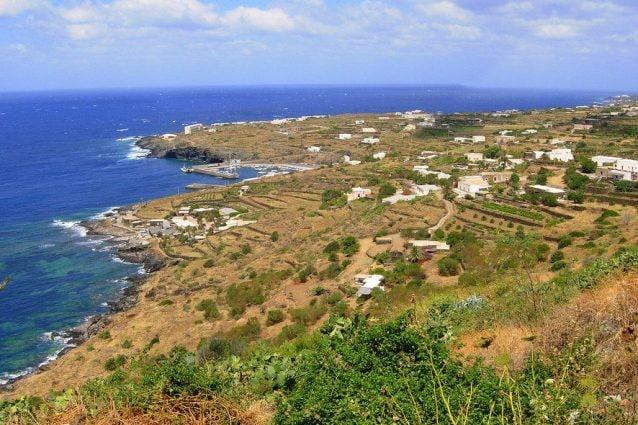 Scauri, Pantelleria