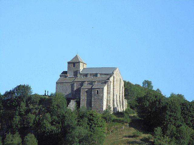 Chiesa di Bredons – Foto Wikimedia Commons