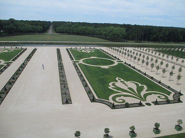 Parco del Castello di Chambord – Foto Wikipedia