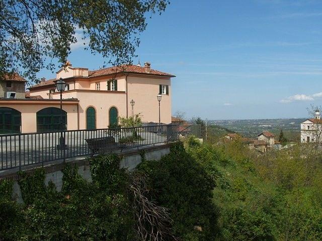 Scorcio di Rocca Grimalda – Foto Wikipedia