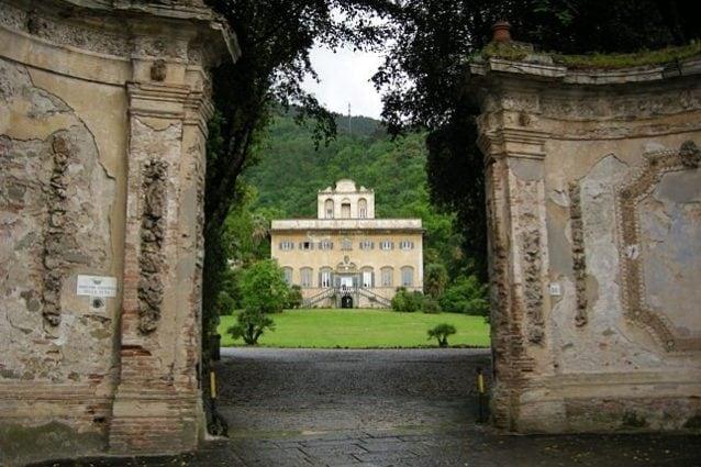 Villa di Corliano – Foto Wikipedia