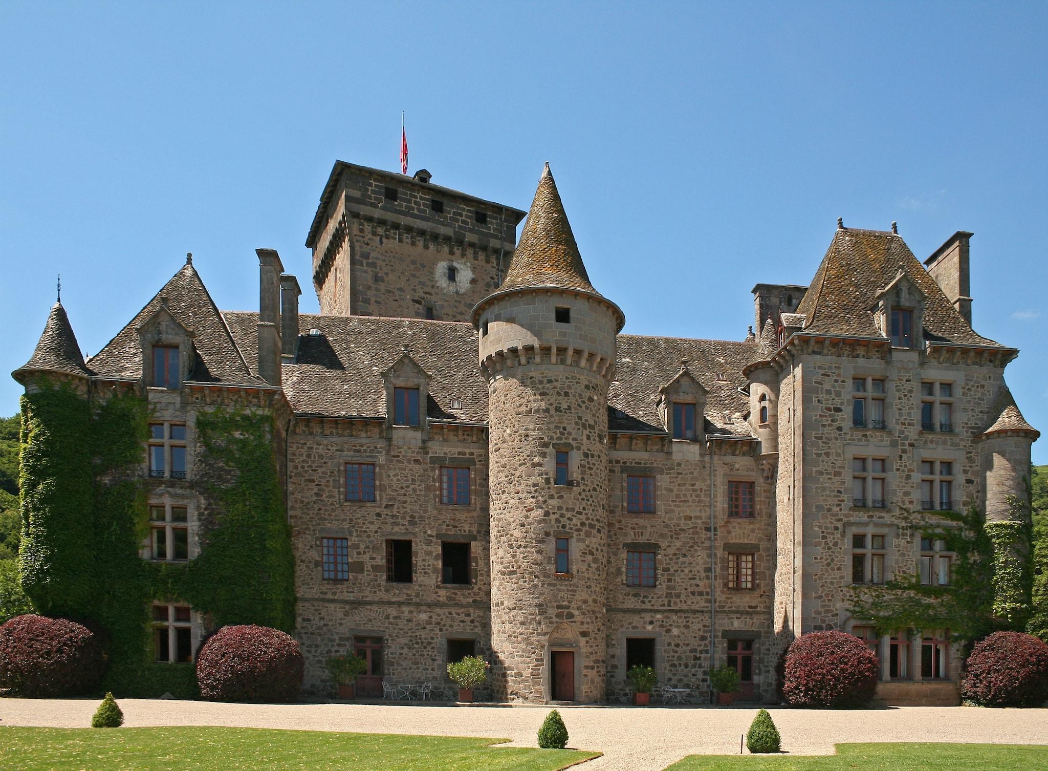 Castello di Pesteils – Foto Wikipedia