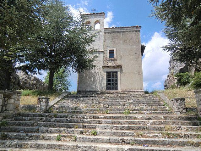 Chiesa di Sant'Antonio abate a Pescocostanzo