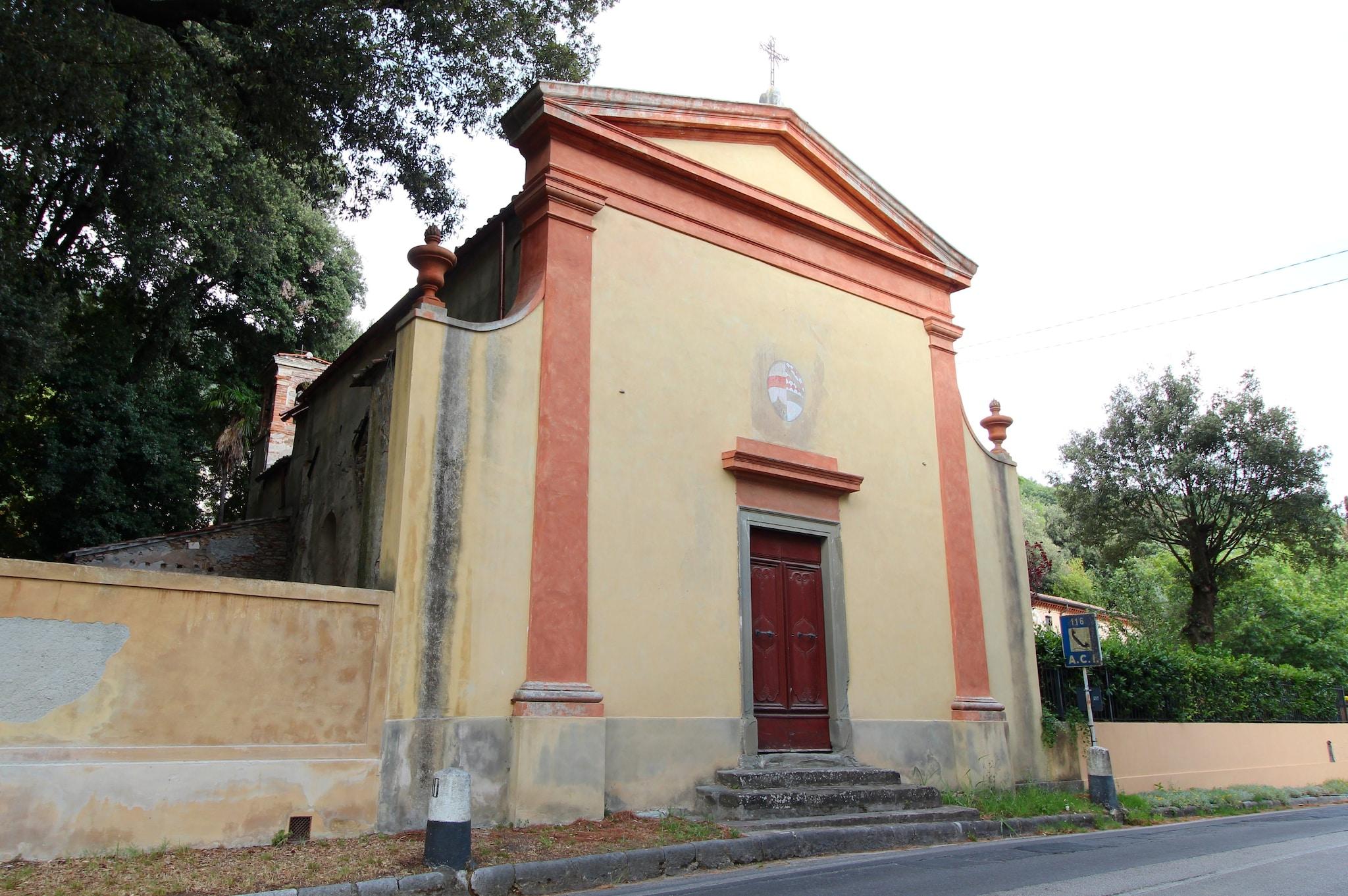 Chiesa dei Santi Pietro e Paolo – Foto Wikipedia