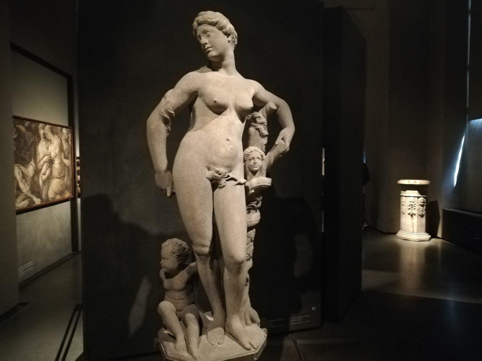 Giovan Angelo Marini, Eva (1500–1524 ca.)