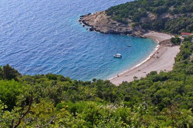 Lubenice - Cres - Beach Sveti Ivan