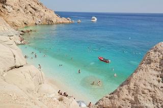 Una vacanza hippie nell'isola di Ikaria