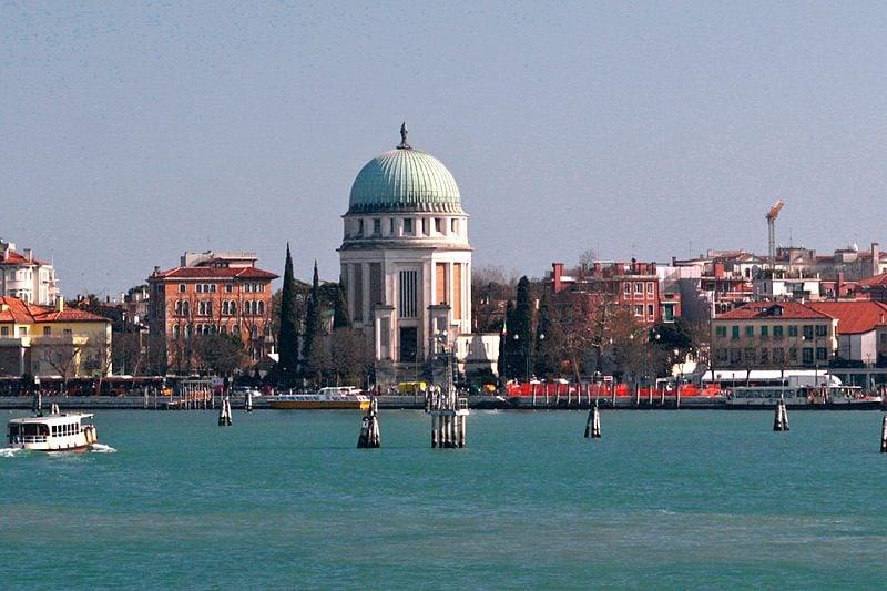 Tempio votivo lido di venezia