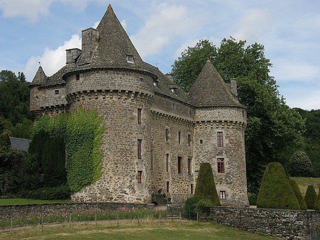 Castello di Auzers – Foto di OliBac