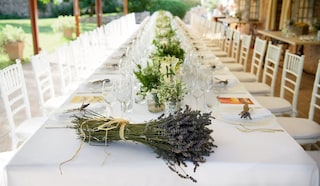 Matrimonio in agriturismo: trionfano le nozze country chic
