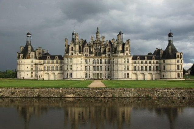 Castello di Chambord – Foto di Christian Bortes