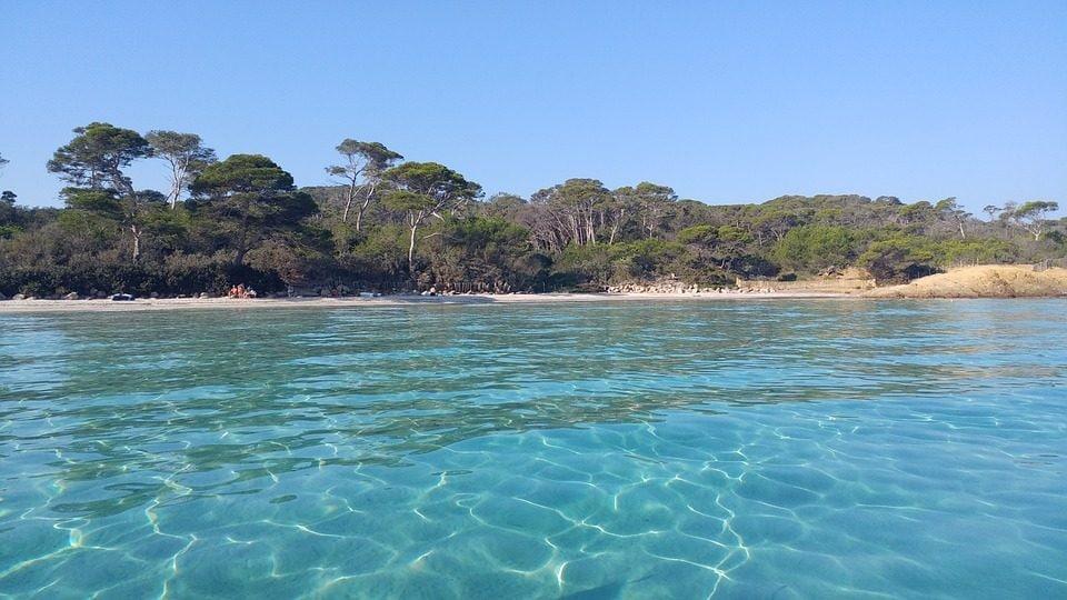 isola diPorquerolles