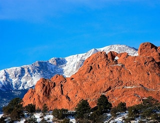 Garden of the Gods: una meraviglia naturale in Colorado