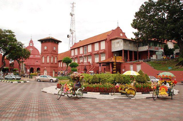 Piazza di Malacca