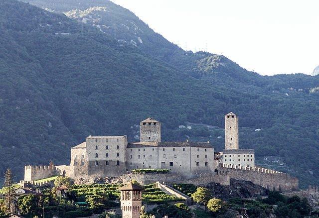 Castelgrande – Foto Wikipedia