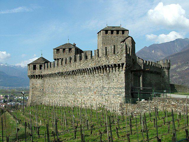 Castello di Montebello – Foto Wikipedia