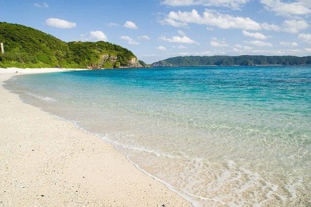 Okinawa, isola di Zamami, Furuzamami Beach – Foto Wikipedia