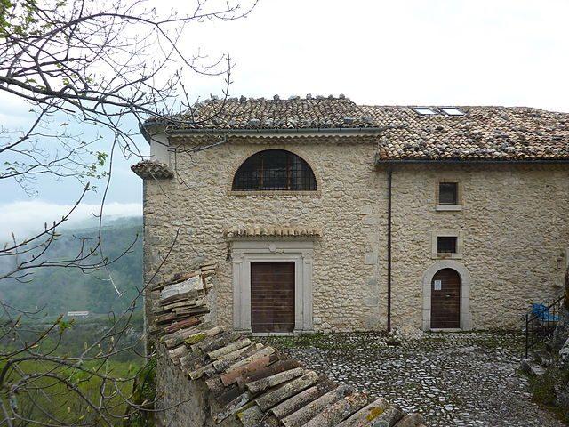 Palena, Santuario della Madonna dell'Altare – Foto Wikipedia