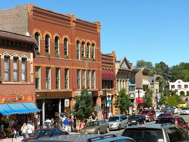 Distretto storico di Manitou Springs – Foto Wikipedia