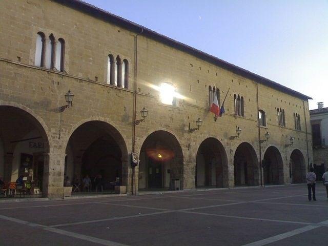 Municipio di Campli – Foto Wikipedia