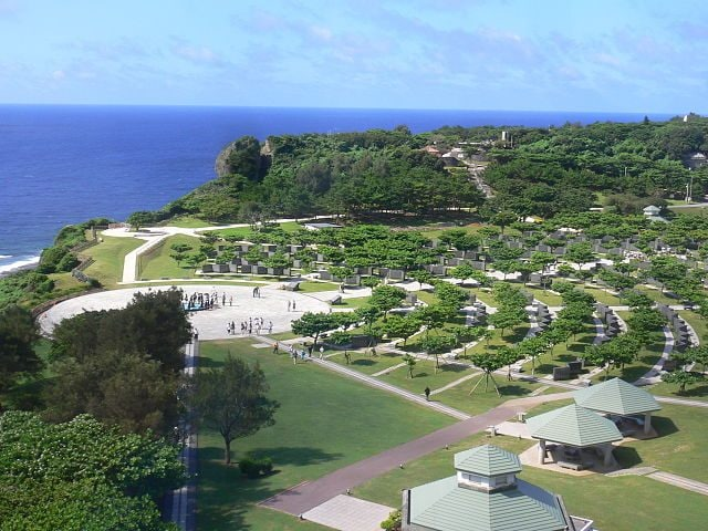 Okinawa Peace Memorial Museum – Foto Wikimedia Commons