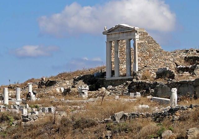 Tempio di Iside – Foto Wikipedia