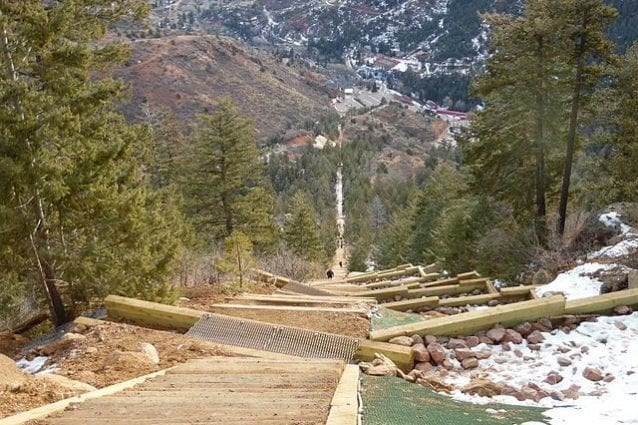 Manitou Springs Incline – Foto Wikipedia