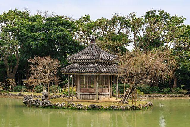 Shikinaen Garden – Foto Wikimedia Commons