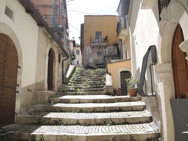 Pettorano sul Gizio – Foto Wikimedia Commons
