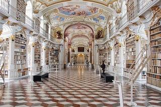 L'Abbazia di Admont e la sua biblioteca da sogno