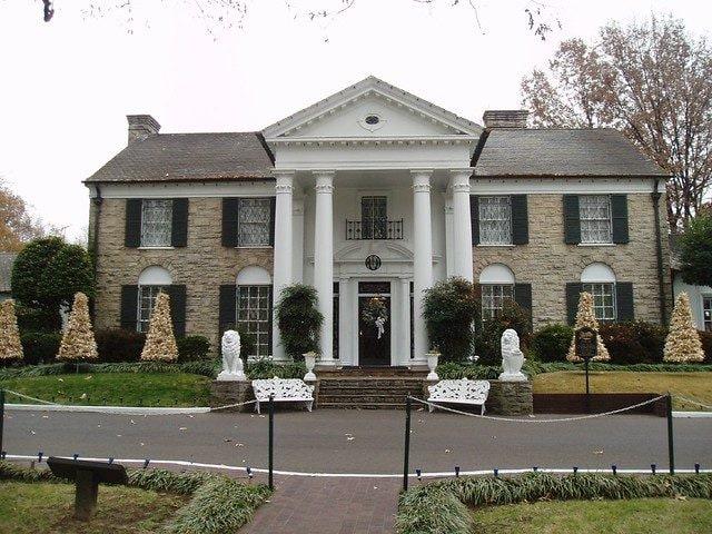 Graceland, casa museo di Elvis