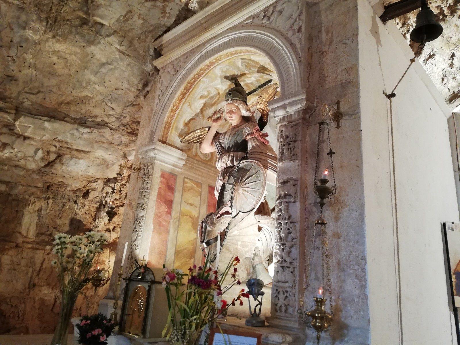 Stefano da Putignano, San Michele Arcangelo