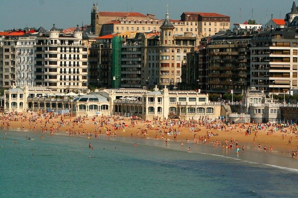 Spiagge San Sebastian