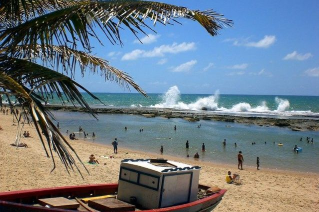 Spiaggia di Arembepe