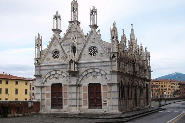 Santa Maria della Spina – Foto Wikipedia
