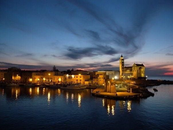 Cattedrale di Trani dal Fortino – Foto Wikipedia
