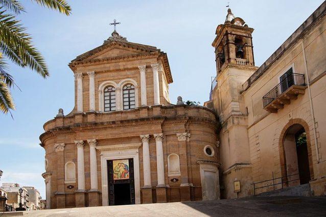Sambuca de Sicilia: Chiesa del Carmine