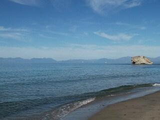 La Baia di Trentova in Cilento