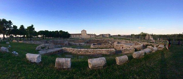 Venosa, parco archeologico
