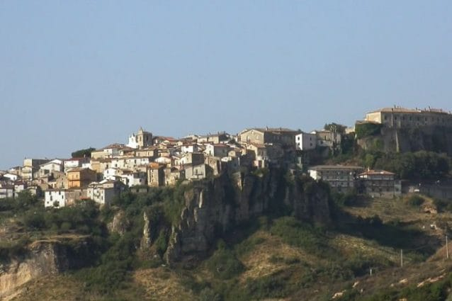 Borgo arroccato di Caccuri
