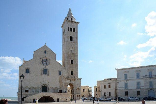 Cattedrale di Trani – Foto Pixabay